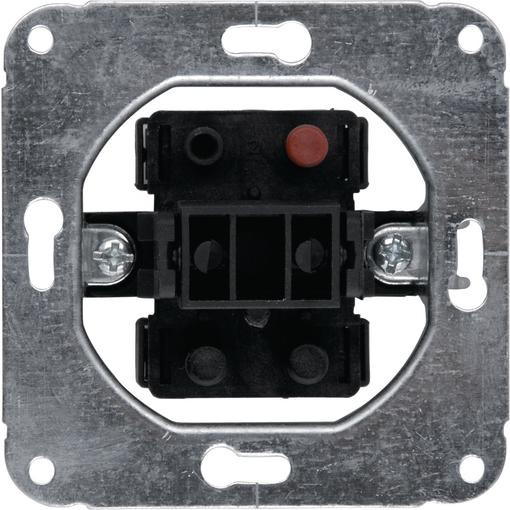 UP-Einsatz Taster, Wechsler 1-polig